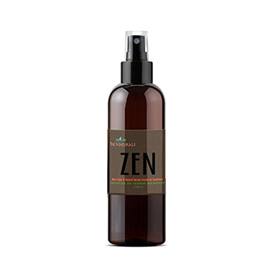 Zen's Men's Hair and Beard Leave-In Conditioner