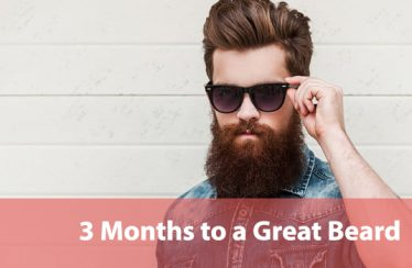 3 Months to a Great Beard