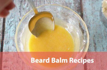 Beard Balm Recipes