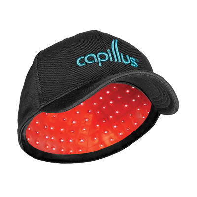 Capillus202 Mobile Laser Therapy Cap for Hair Regrowth
