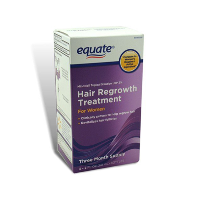 Equate - Hair Regrowth Treatment for Women with Minoxidil