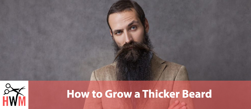 How to Scientifically Grow a Thicker Beard