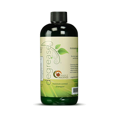 Maple Holistics Degrease Shampoo