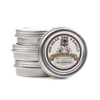Mr. Bear Family Moustache Wax