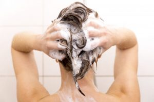 Over Washing Your Hair