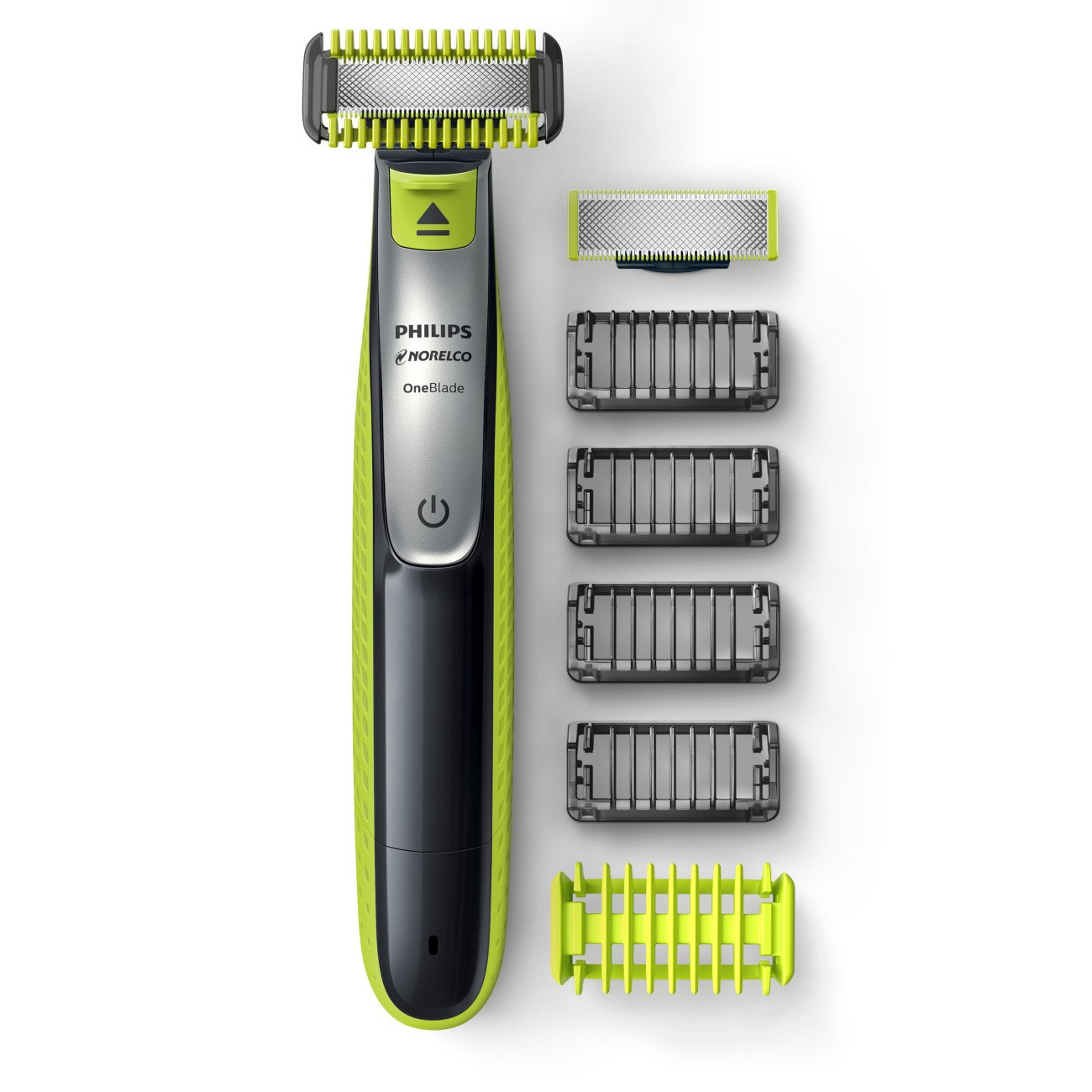 Philips Norelco OneBlade Face+Body- Hybrid Electric Trimmer and Shaver