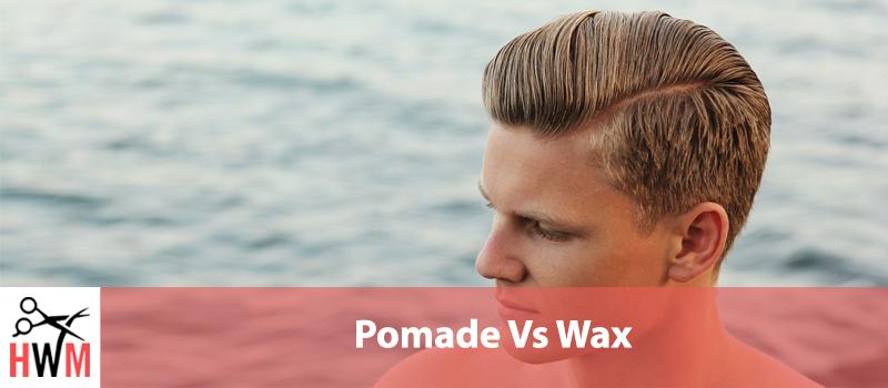 Pomade-VS-Wax