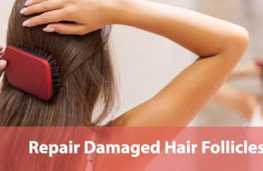 Repair Damaged Hair Follicles