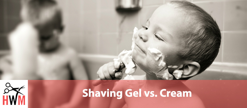Shaving Gel vs. Cream: What's the difference?