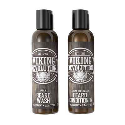 Viking Revolution Beard Wash & Conditioner