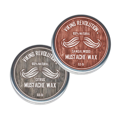 Viking Revolution Mustache Wax