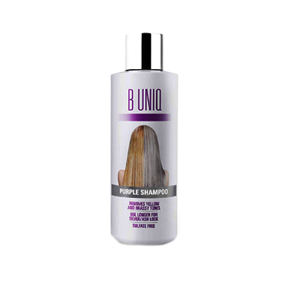 B Uniq Purple Shampoo