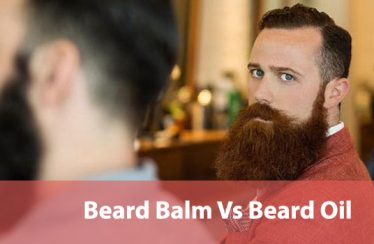 Beard Balm Vs Beard Oil