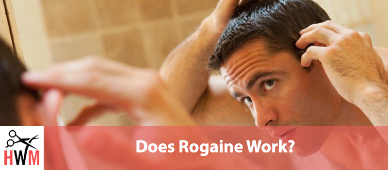 Does Rogaine Work and How Effective Is It?
