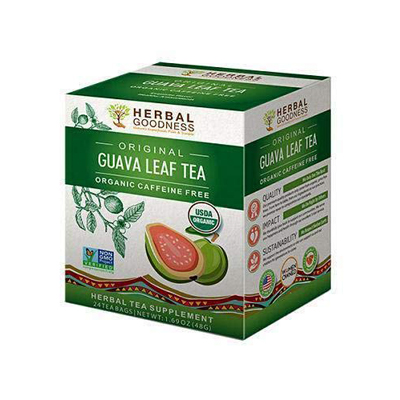 Herbal Goodness Guava Leaf Tea
