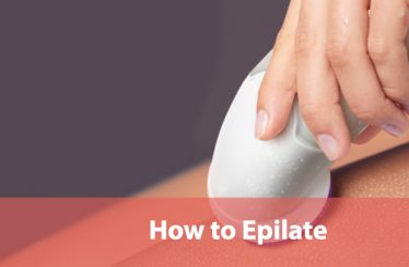 How to Epilate