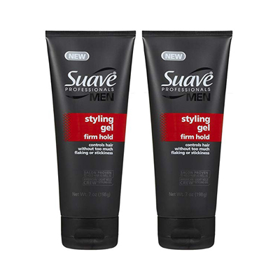 Suave Professionals Men's Gel