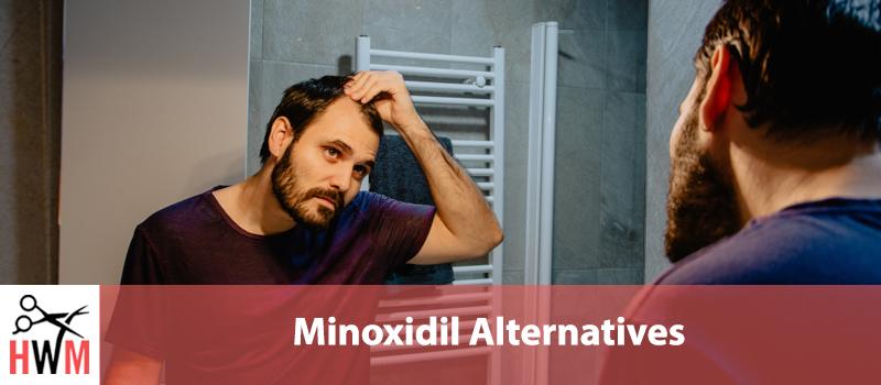 Alternatives to Minoxidil