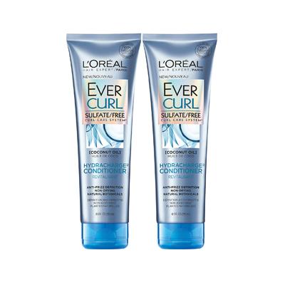 L'Oreal Paris Hair Care Evercurl Hydracharge Conditioner
