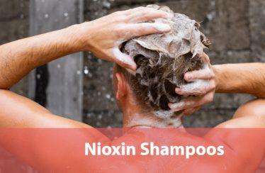 Nioxin Shampoos