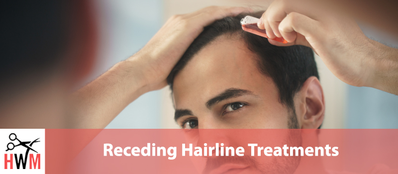 Best Receding Hairline Treatments to Regrow Your Hairline