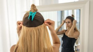 Thinning Hair with Artificial Treatments