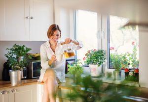 How Green Tea Works