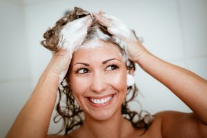 How to Properly Wash Coarse Hair