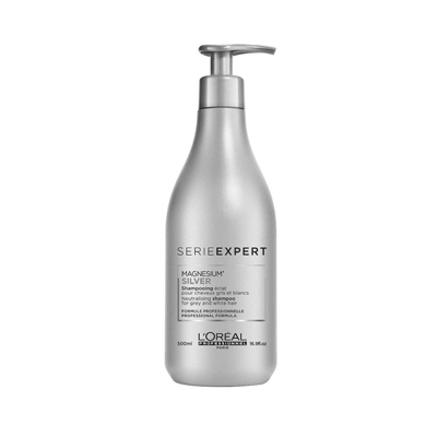 Loreal Serie Expert Magnesium Silver Shampoo