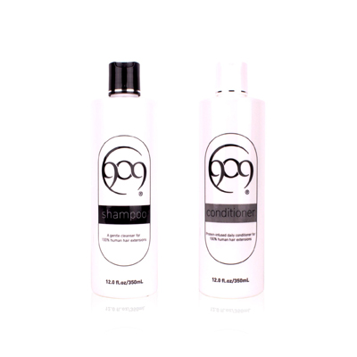 The Hair Shop 909 Shampoo and Conditioner Kit