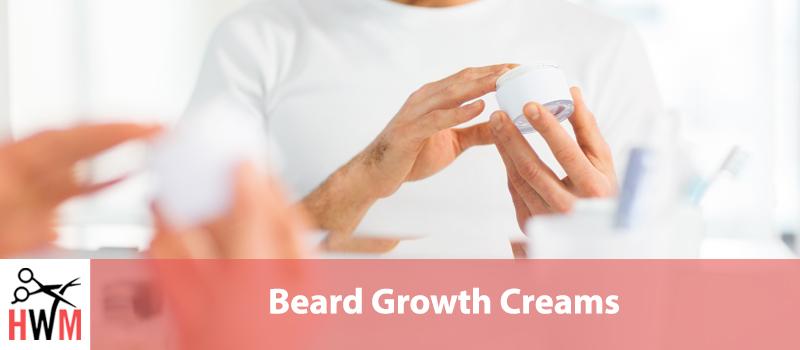 6 Best Beard Growth Creams