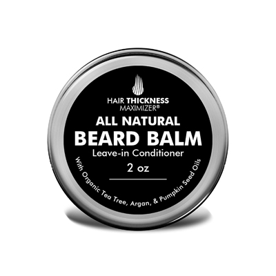 Best Beard Balm for Men by Hair Thickness Maximizer