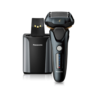 Panasonic Arc5 Wet/Dry Electric Shaver & Trimmer for Men