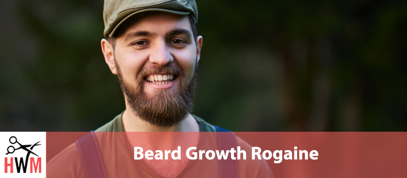 Rogaine for Beard Growth: Does it work and how to do it?