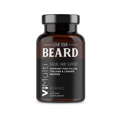 ViMulti Beard Support for Fast Hair Growth