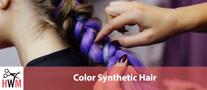 Color-Synthetic-Hair