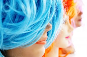 Reasons to Color Synthetic Hair