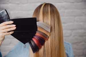 Color of Hair Extensions