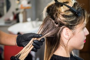 Wash Your Clip-In Hair Extensions