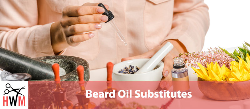 Beard Oil Substitutes