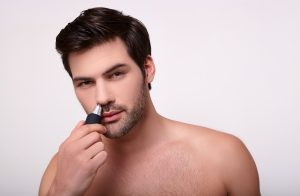 Best option for hairy nose surface