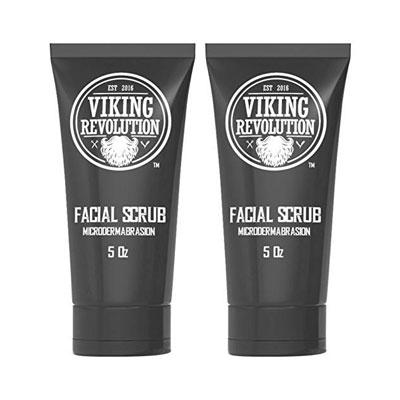 Viking Revolution Microdermabrasion Face Scrub