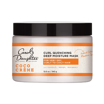 Carol's Daughter Coco Creme Curl Quenching Deep Moisture Hair Mask