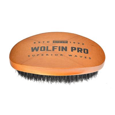 Wolfin Pro Premium Curved 360 Wave Brush