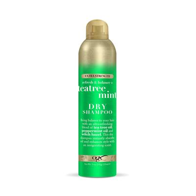 OGX Refresh & Balance + Tea Tree Mint Dry Shampoo