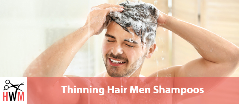5 Best Men's Shampoos For Thinning Hair