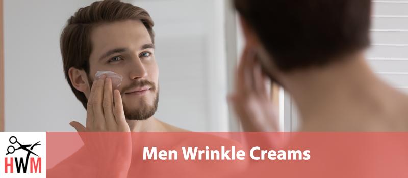 5 Best Wrinkle Creams for Men