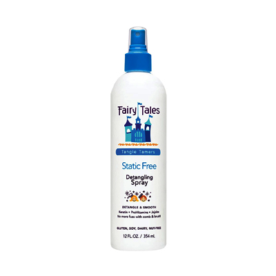 Fairy Tales Tangle Tamer Static Free Detangling Spray
