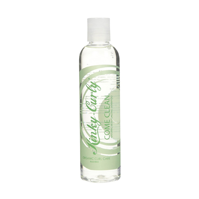 Kinky Curly Come Clean Natural Moisturizing Shampoo
