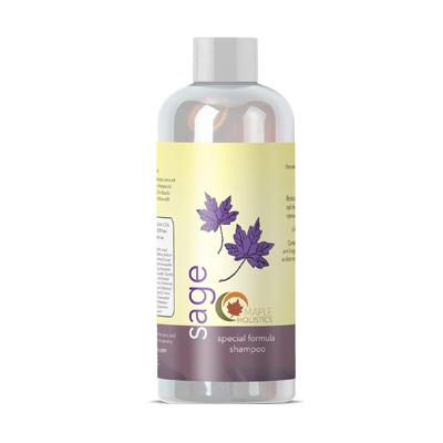 Maple Holistics Sage Shampoo